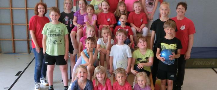 Ferienprogrammaktion hat allen Kinder viel Spaß gemacht